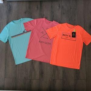 Body Glove UPF 50 T Shirt Bundle
